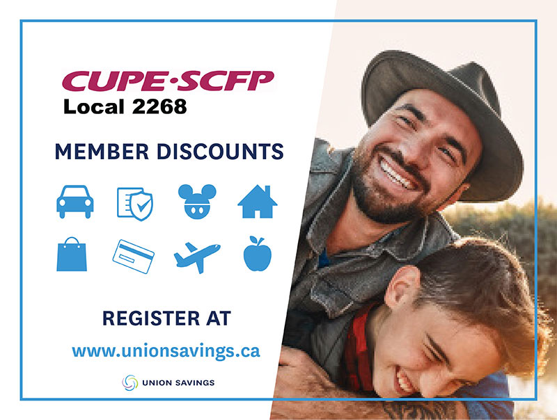union savings cupe 2268